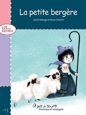 cover image of La petite bergère