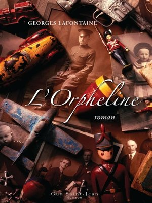 cover image of L'orpheline