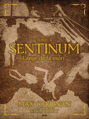 cover image of L'ange de la mort