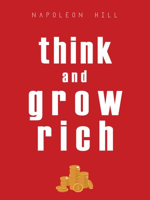 cover image of Think and Grow Rich
