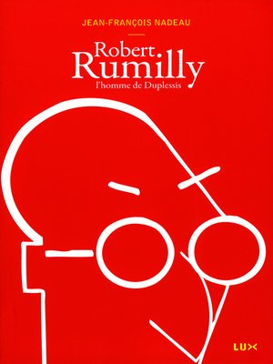 cover image of Robert Rumilly