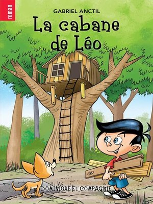 cover image of La cabane de Léo