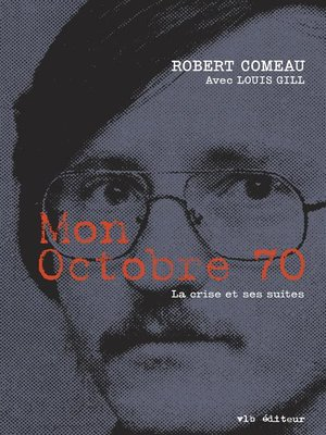 cover image of Mon Octobre 70