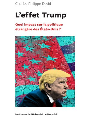 cover image of L'effet Trump