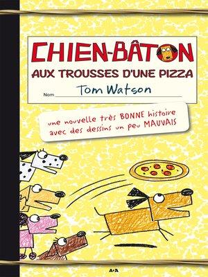 cover image of Aux trousses d'une pizza