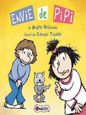 cover image of Envie de pipi