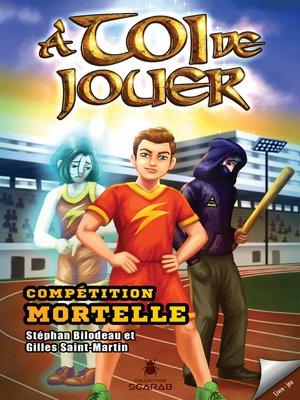 cover image of Compétition mortelle