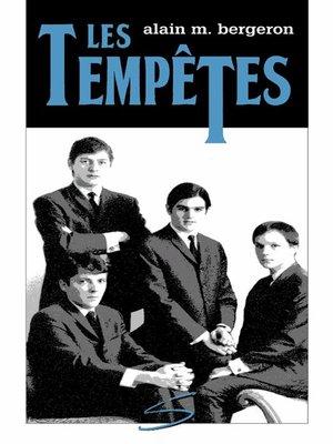 cover image of Les Tempêtes