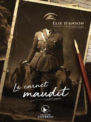 cover image of Le carnet maudit