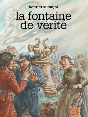 cover image of La fontaine de vérité
