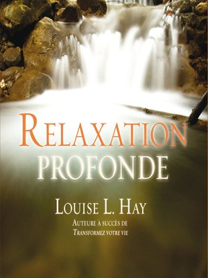 cover image of Relaxation profonde