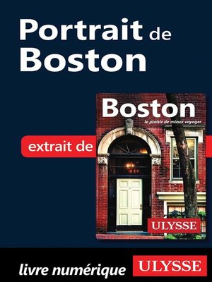 cover image of Portrait de Boston