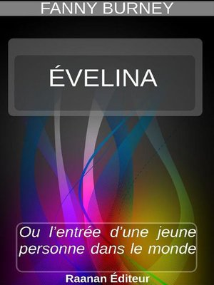 cover image of Évelina