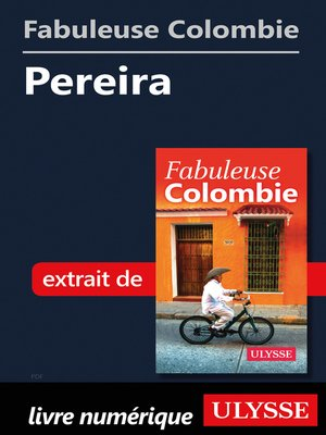cover image of Fabuleuse Colombie