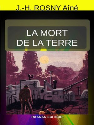 cover image of LA MORT DE LA TERRE