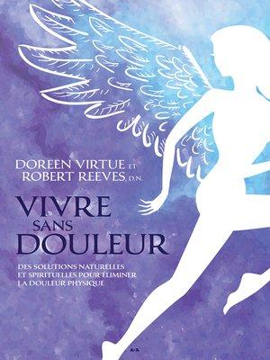 cover image of Vivre sans douleur