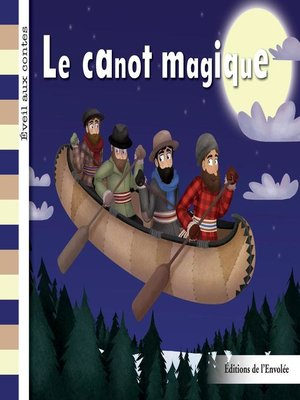 cover image of Le canot magique