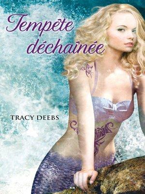 cover image of Tempête déchaînée