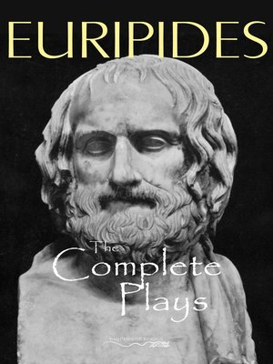 cover image of The Complete Plays of Euripides