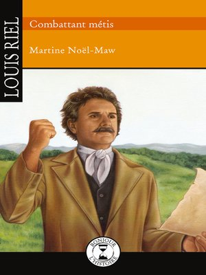 cover image of Louis Riel