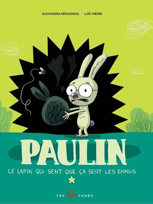 cover image of Paulin le lapin