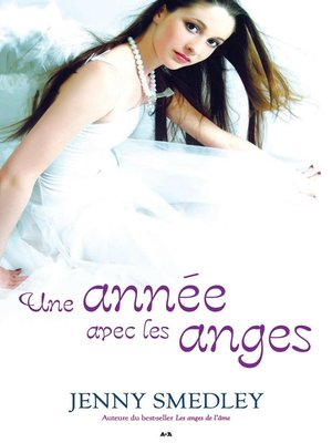 cover image of Une année avec les anges