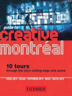 cover image of Guide to Creative Montreal