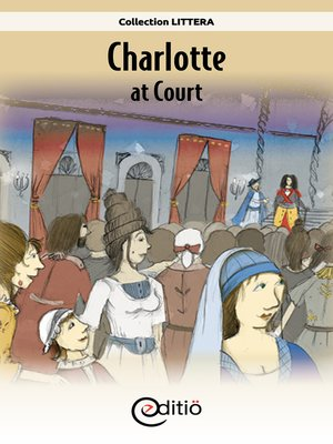 cover image of Charlotte at Court