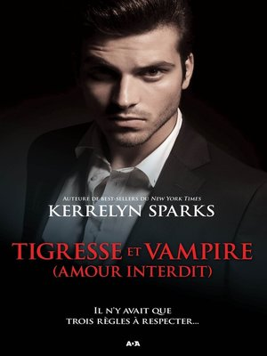 cover image of Tigresse et vampire (amour interdit)