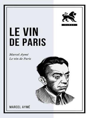 cover image of Le vin de Paris