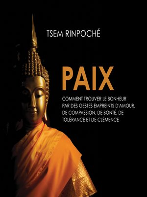 cover image of Paix