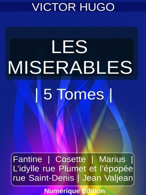 cover image of LES MISÉRABLES | 5 TOMES | PACKAGE