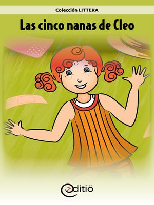 cover image of Las cinco nanas de Cleo
