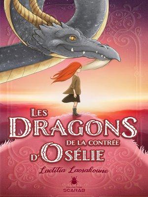 cover image of Les dragons de la contrée d'Osélie