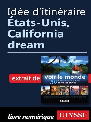 cover image of Idée d'itinéraire--États-Unis, California dream