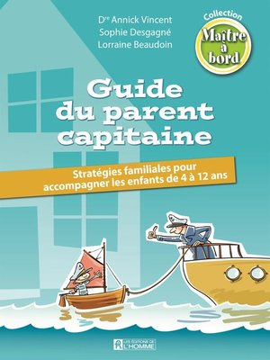 cover image of Guide du parent capitaine