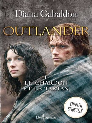 cover image of Outlander, tome 1