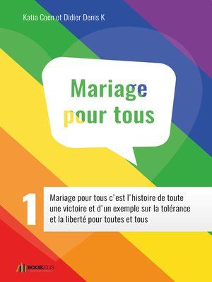 cover image of GUIDE MARIAGE POUR TOUS 1