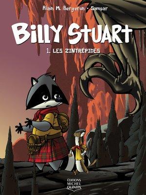 cover image of Billy Stuart 1--Les Zintrépides