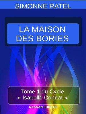 cover image of La Maison des Bories