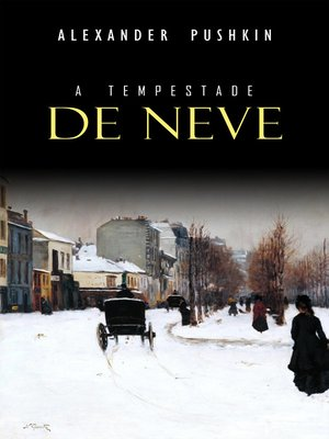 cover image of A Tempestade de Neve