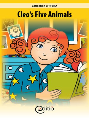 cover image of Cleo's Five Animals