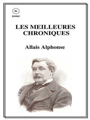 cover image of Les meilleures chroniques