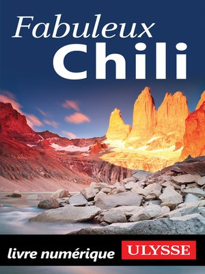 cover image of Fabuleux Chili
