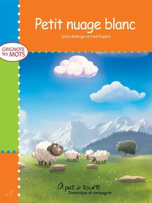cover image of Petit nuage blanc