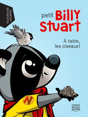 cover image of Petit Billy Stuart 1--À table, les oiseaux