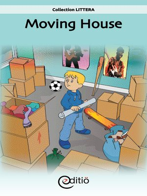 cover image of Moving House