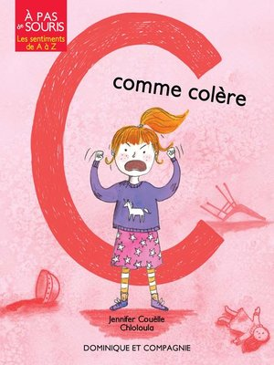 cover image of C comme colère