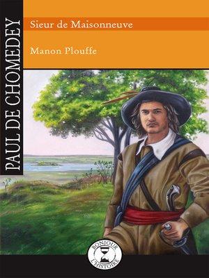 cover image of Paul de Chomedey