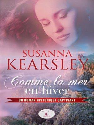 cover image of Comme la mer en hiver